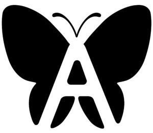 Awarity Butterfly Logo FINAL